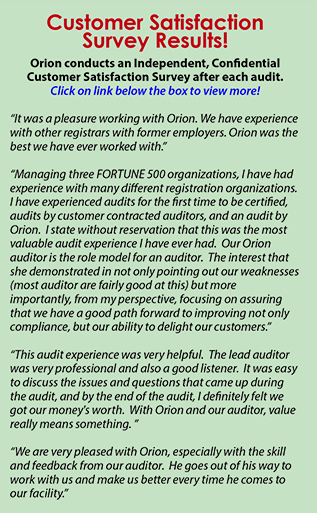 Orion Testimonials Web